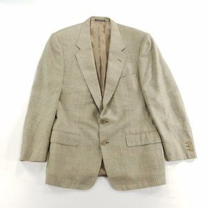 Corneliani Wool Silk Blend Sports Coat Suit Blazer